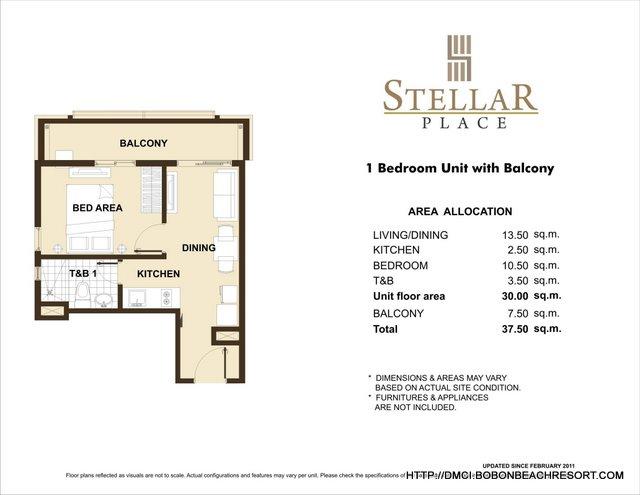 Stellar Place 1 Bedroom
