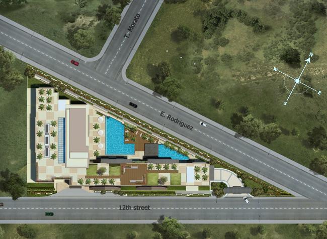 Amaryllis Site Development Plan Map