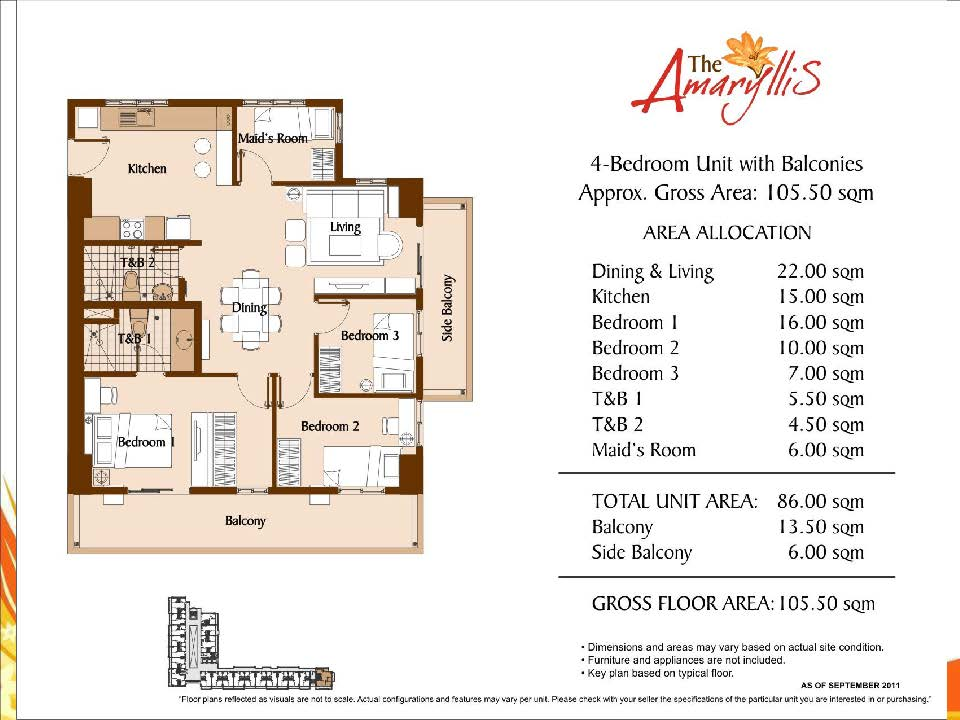 The Amaryllis Quezon City Dmci Homes Condos