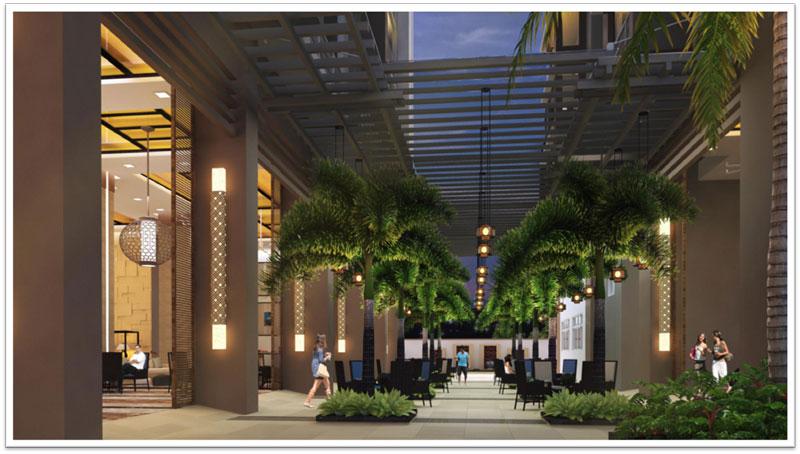 Lumiere Residences Palm Promenade