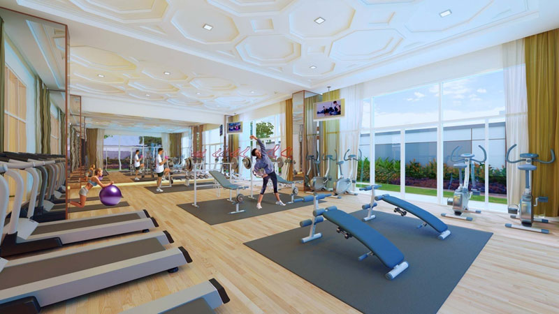 Viera Residences Fitness Gym