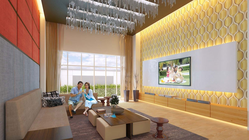 Viera Residences Entertainment Room