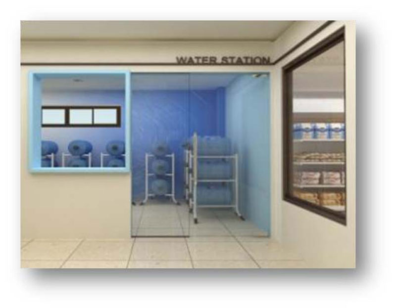 Viera Residences Water Station