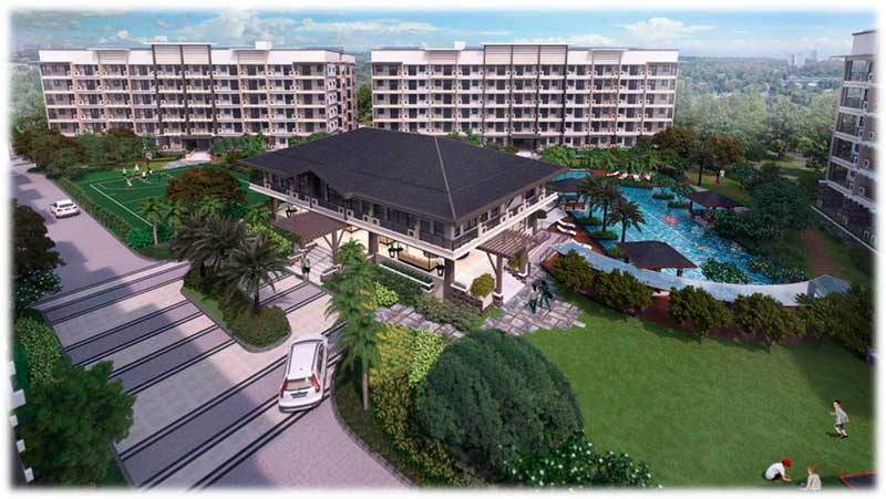 Asteria Residences Development