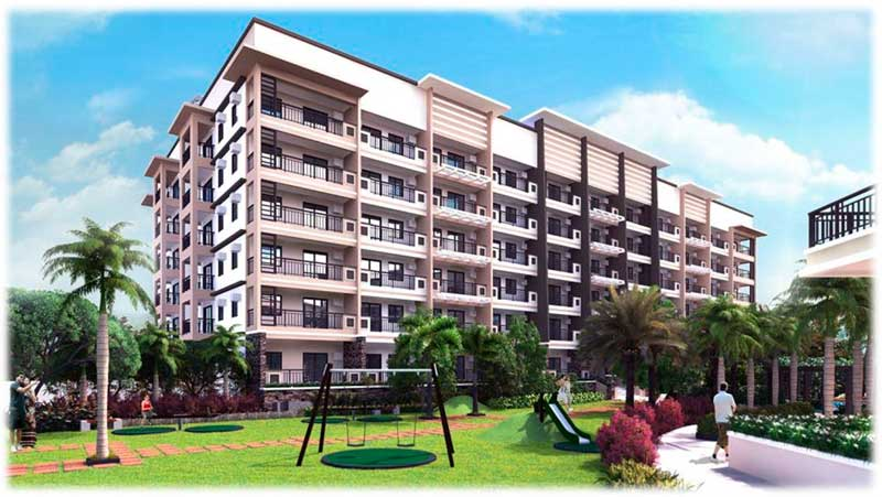 Asteria Residences Buildings