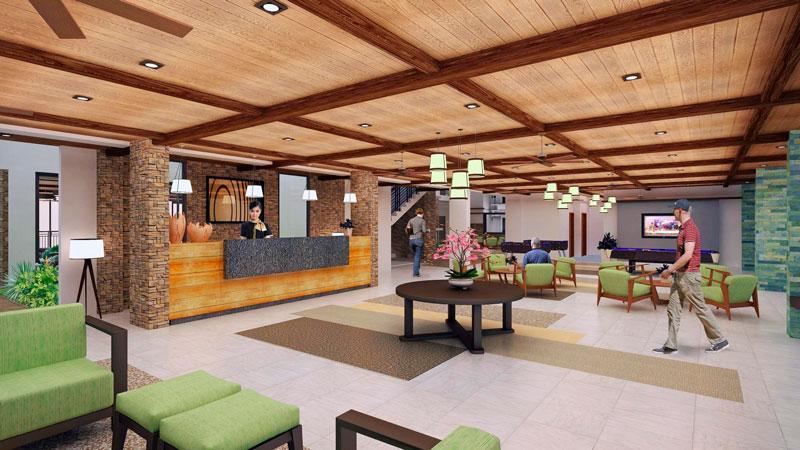 Bristle Ridge Baguio Lobby
