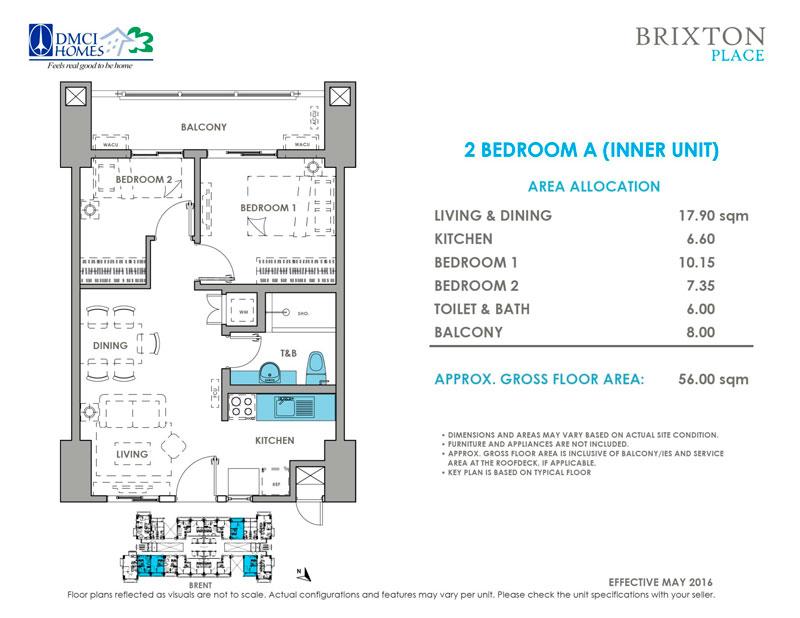Brixton-Place-2BR-A