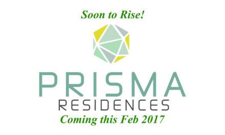 Prisma Residences DMCI Pasig